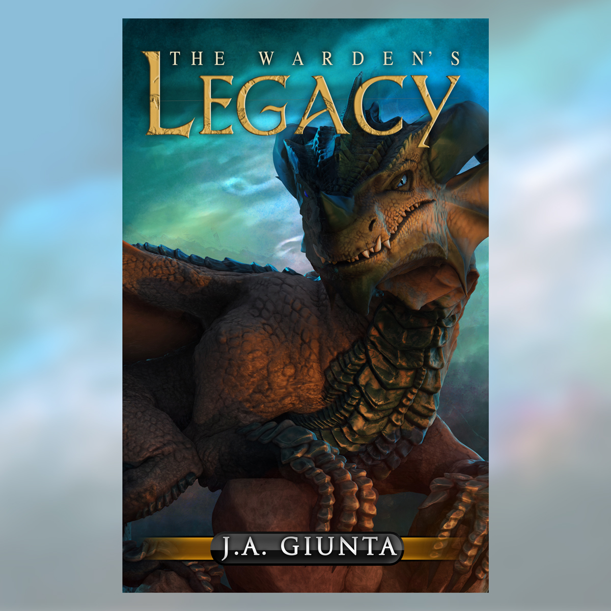 The Warden's Legacy vy J.A. Giunta